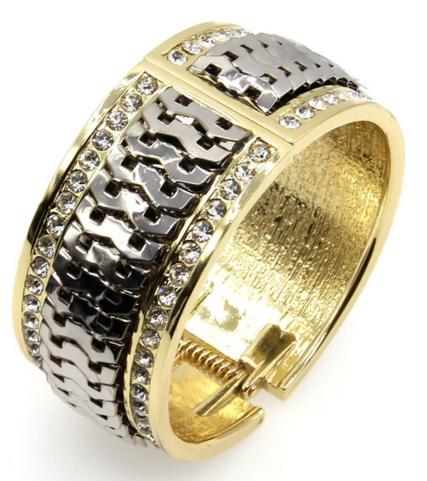Bling bling silver zapestnica Lideja modni nakit in dodatki 13