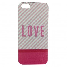 Ovitek za telefon I PHONE 5 S COVER LOVE