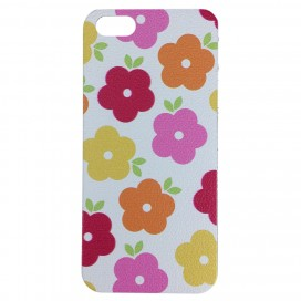 Ovitek za telefon I PHONE 5 S COVER FLOWER