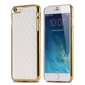 I PHONE 6 COVER COCO STYLE WHITE GOLD