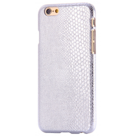 I PHONE 6 COVER SILVER SNAKE