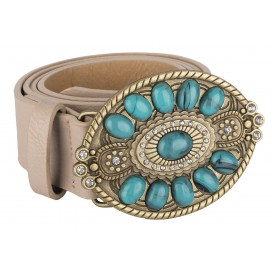 Pas JEANSY TURQUOISE